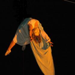 Bailarina aérea