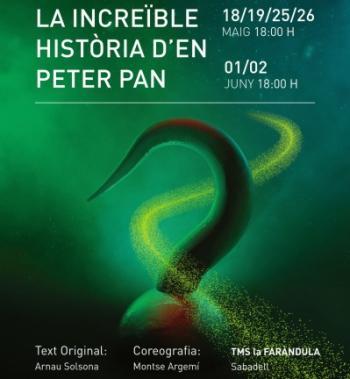 La increïble història d'en Peter Pan amb Accialt Flying effects